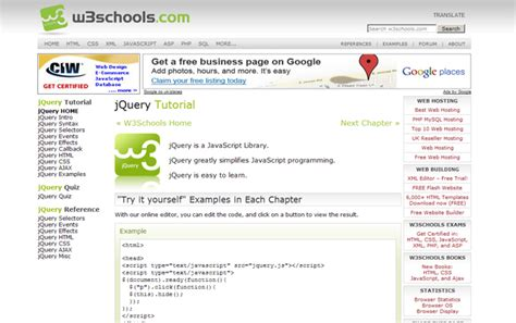 tutorial jquery website a beginner s guide to jquery creative individual design blog