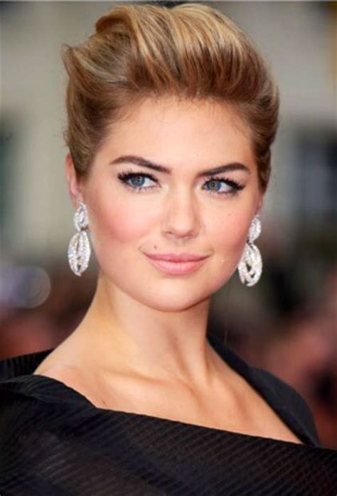 kate upton real hair color kate upton bobbi brown s latest quot face quot mua faves