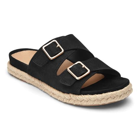 comfort slide sandals vionic glow gia women s comfort slide sandal free