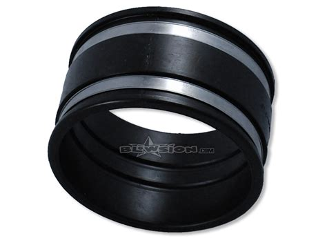 Blowsion. Heavy Duty SXR Dry Pipe Sleeve Coupler