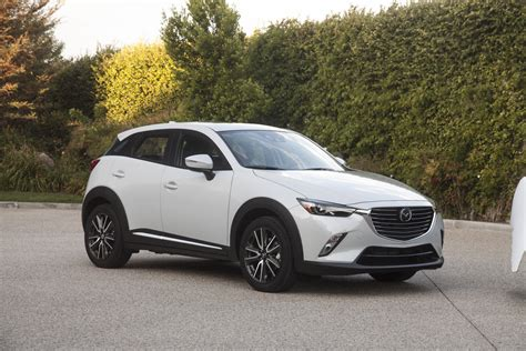 mazda cx3 2017 mazda cx 3 changes in sophomore year