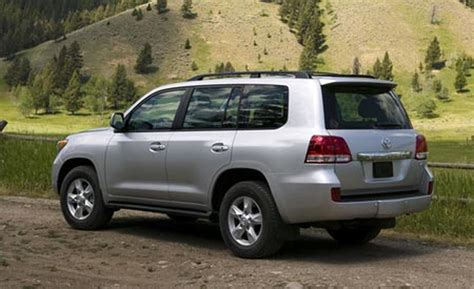 2008 toyota land cruiser car and driver