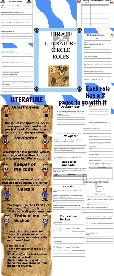 Theme Literature Circle | 29 best classroom themes images on pinterest classroom