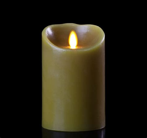luminara candele battery operated candle 9 quot