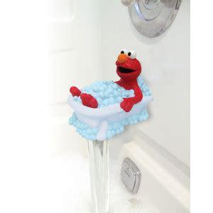 elmo bathroom accessories faucet tub cover room ornament