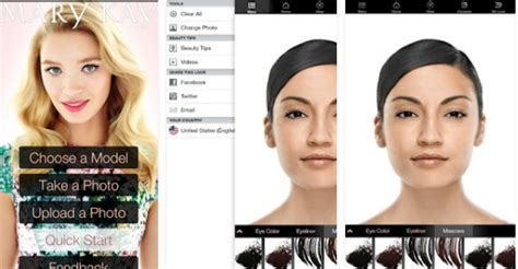 hairstyles makeover app 15 best makeup apps and beauty apps for android and iphone