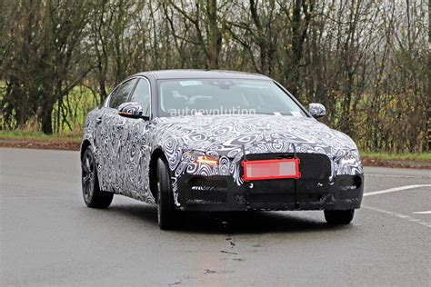 Jaguar Xe Facelift 2020 by 2020 Jaguar Xe Facelift Spied In Detail On Uk Roads