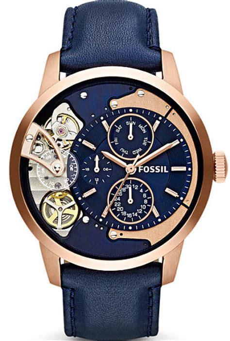 Do Terlaris Fossil Me3085 Townsman Automatic s fossil townsman automatic skeleton me1138