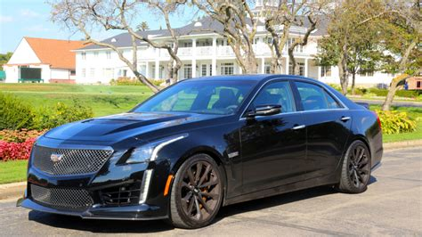 Cadillac Wagon 2017 by 2017 Cadillac Cts V Drivers Notes V Is For Velocity