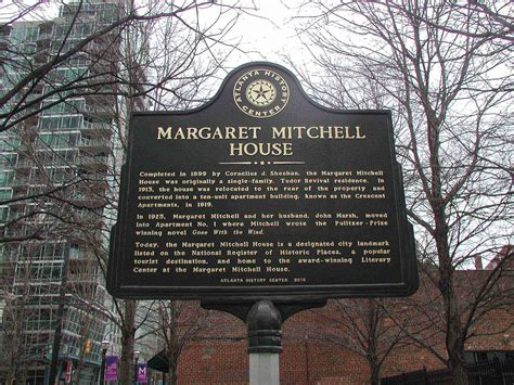 margaret mitchell house mayfair tower gallery