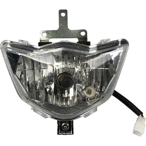 Sparepart Yamaha Jupiter Mx 2008 ballards new mx yamaha wr250f 07 14 wr450f 07 11 replacement headlight lens ebay