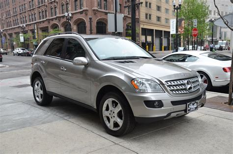 2006 Mercedes Ml350 by 2006 Mercedes M Class Ml350 Stock Gc1926a For Sale