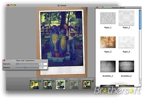programmi per cornici foto effetti cornici per foto html it