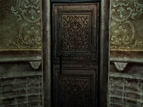 Cabin In The Woods Elevator by Pin Elevator Door Clip Vector Royalty