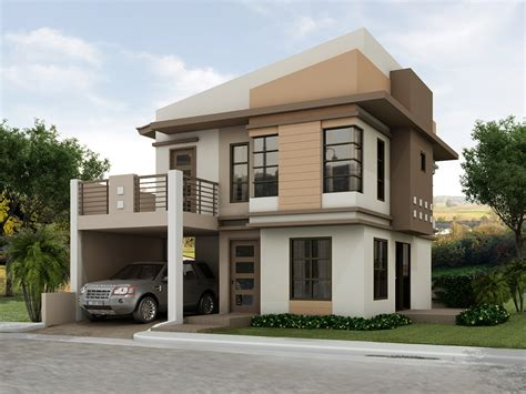 house design 150 square meter lot sta isabela b modern model house sta lucia homes