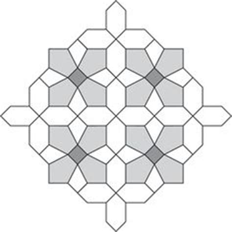elongated card template 8 inch hexagon pattern use the printable outline for
