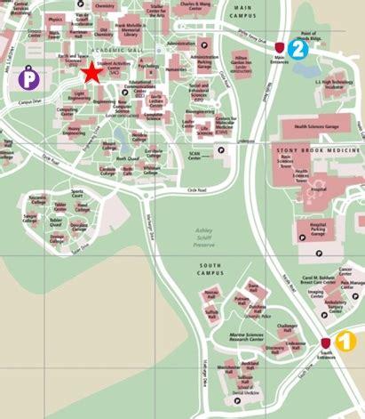 stony brook map stony brook cus map clubmotorseattle