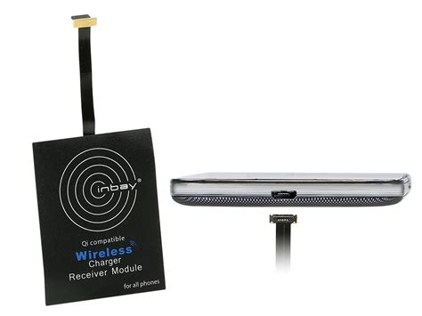 Wireless Charger Micro inbay micro usb quot bottom quot wireless charging receiver 240000 25 08 17782