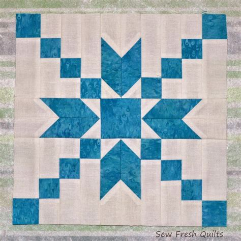 Quilt Pattern Stepping Stones | stepping stones quilt block pattern favequilts com