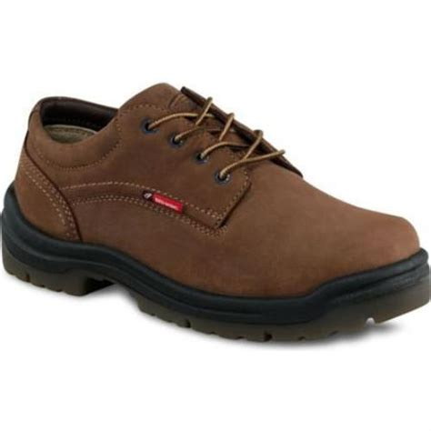 mens oxford work shoes new s wing steel toe safety 4479 oxford work shoes