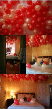 surprise ~ balloons ~ fill a whole room ~ for any