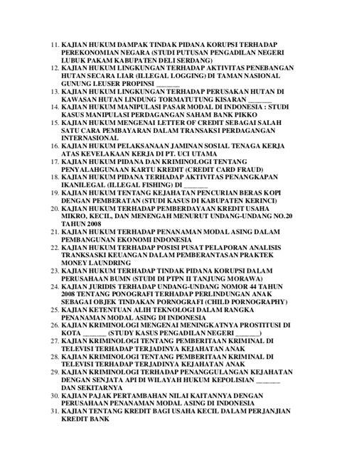 Discount 10 Aspek Aspek Hukum Perdata Internasional Dalam Perkara Per sikripsi ilmu hukum bagian 2