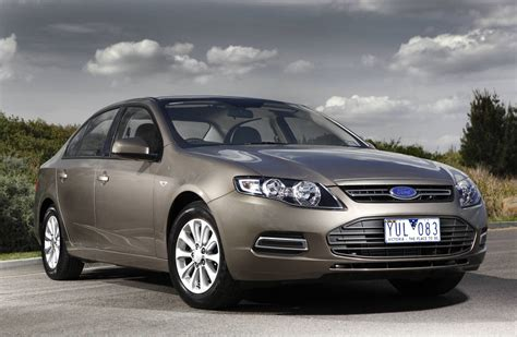 Is the Ford Falcon dead? Update: Yes it is. Update 2: V8