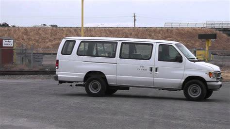 buy car manuals 1998 ford club wagon on board diagnostic system 1998 ford club wagon vantriton v10 youtube