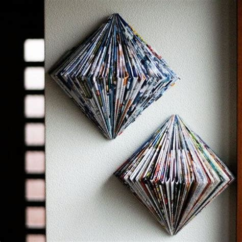 How To Make Paper From Magazines - 15 simple diys to repurpose those stacks of magazines