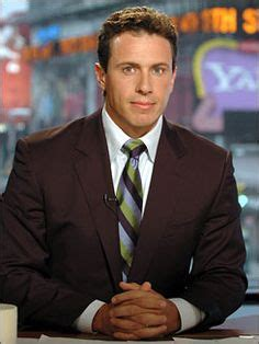 Anchorman Chris Cuomo Almost Bites It In Iraq chris cuomo journalist totty entertainment