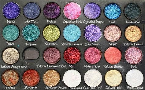 Glitter Wardah gold pressed glitter eyeshadow best eyeshadow 2017