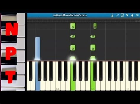tutorial keyboard all of me how to play all of me on piano john legend synthesia