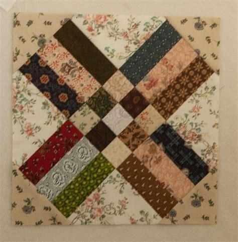 Scrappy Quilt Blocks by Nine Patch Scrap Block Quilt Blocks