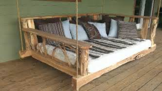 porch swing bed refurbished ideas