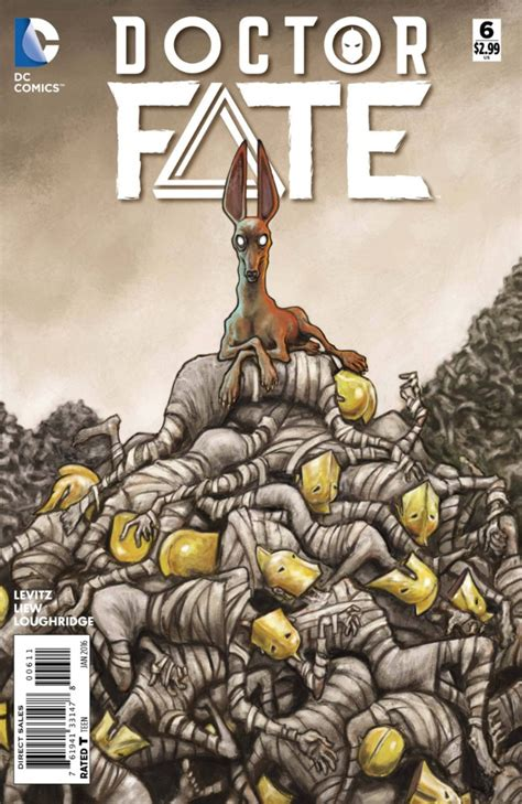 Calendrier Doctor Who 2015 Doctor Fate 2015 6 The Price