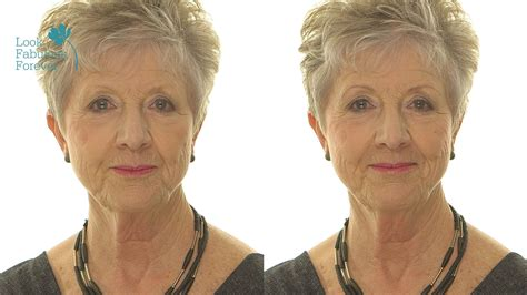 eyebrows on women over 50 makeup for older women define your brows youtube