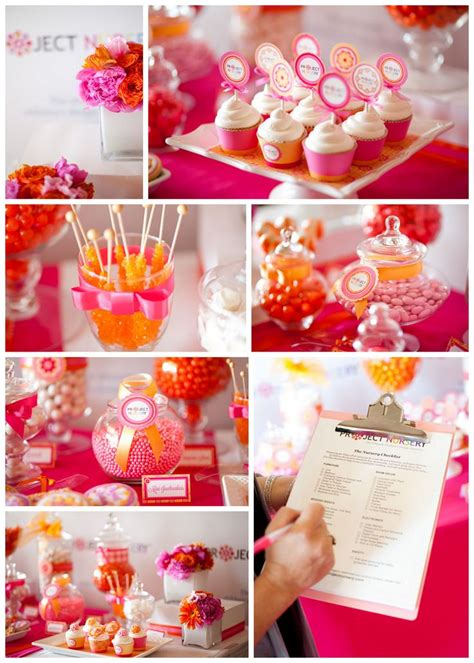 Orange Baby Shower Themes by 17 Best Ideas About Orange Baby Showers On