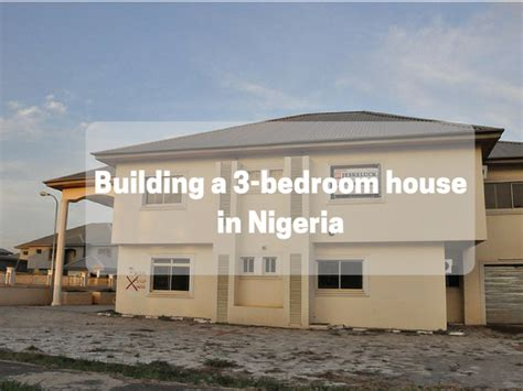 How Much Does It Cost To Build A House by How Much Does It Cost To Build A 3 Bedroom Bungalow In