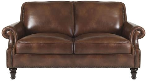 rustic leather loveseat bentley rustic sauvage leather loveseat from lazzaro wh