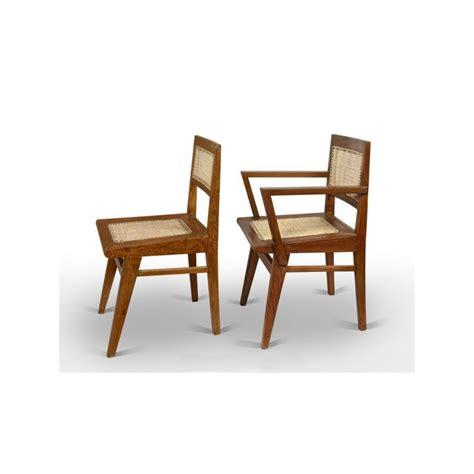 chaise jeanneret le corbusier chaise de pierre jeanneret