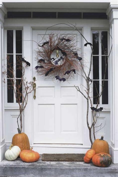 decorar para halloween paso a paso ideas para decorar la puerta en halloween manualidades