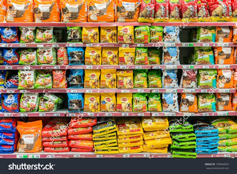 Product On Shelf by Bucharest Romania April 28 Food Stock Photo 190944953