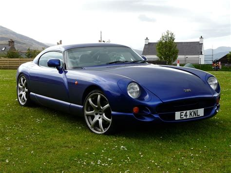 Tvr Automobile Tvr Cerbera History Photos On Better Parts Ltd