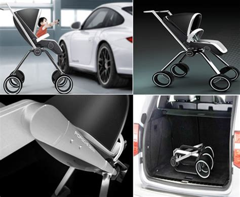 Porsche Design Stroller by Porsche Baby Stroller Perfect For Posh Parents