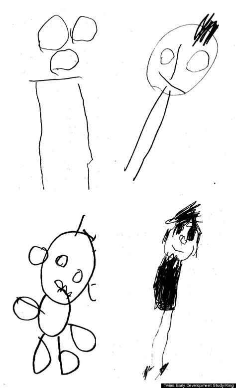 S Drawing Meaning by How The Quality Of Your Child S Stick Drawings Are Linked