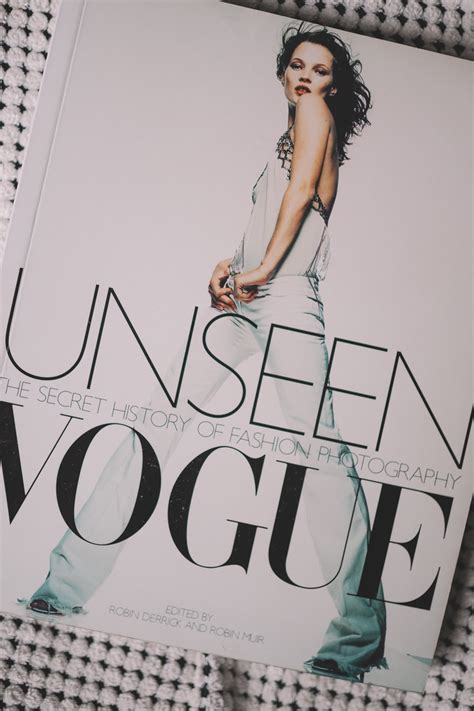 unseen vogue the secret my favorite photography books gift ideas the fashion camera