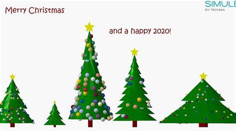 christmas tree generator plugin  abaqus merry christmas youtube