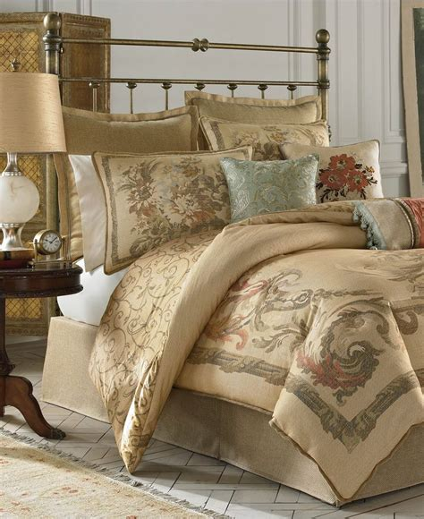 macy s bed and bath croscill normandy comforter sets bedding collections