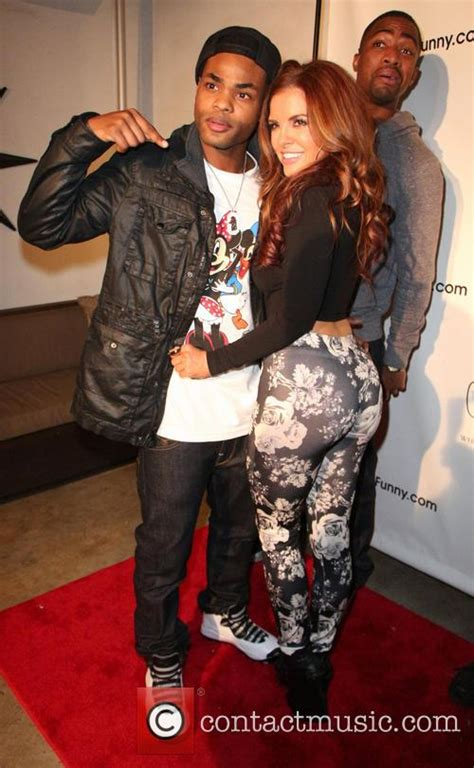 king bach christmas king bach kayla collins marlon wayans whatthefunnycom