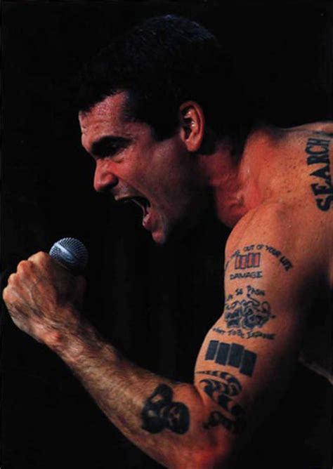 henry rollins tattoo tattoos